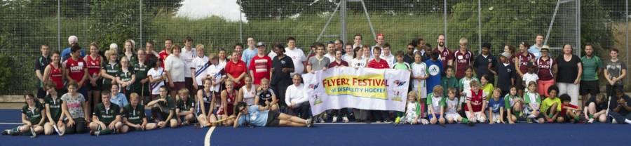 Flyerz Festival photo of players