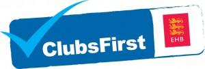 ClubsFirst Logo - Full Colour EHB Logo