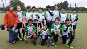 W-F Hockey U14 Boys Team