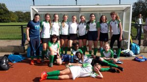 W-F Hockey Club U16 Girls Team